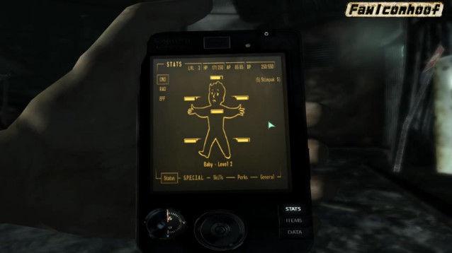 フォールアウト Fallout 赤ちゃんに関連した画像-07
