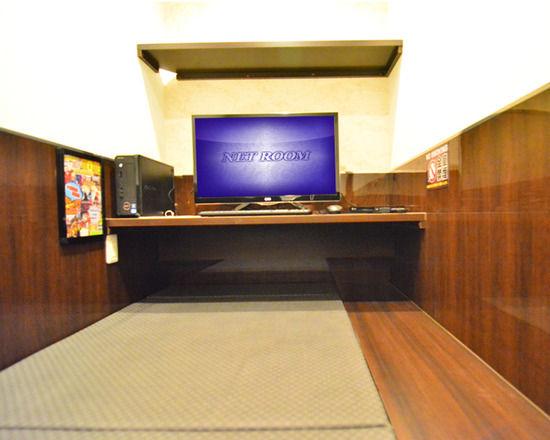 ネットルーム ネカフェ マンボー 個室 宿泊に関連した画像-04