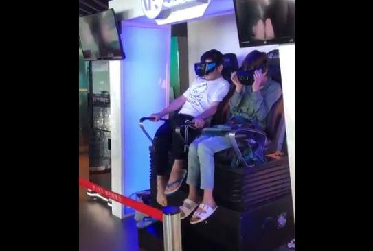 オカマ VR 体験 乙女 反応に関連した画像-02