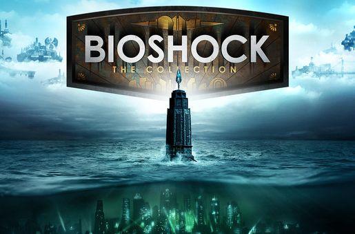 予約開始 シリーズ リマスター バイオショックコレクション バイオショック コレクション DLC に関連した画像-01