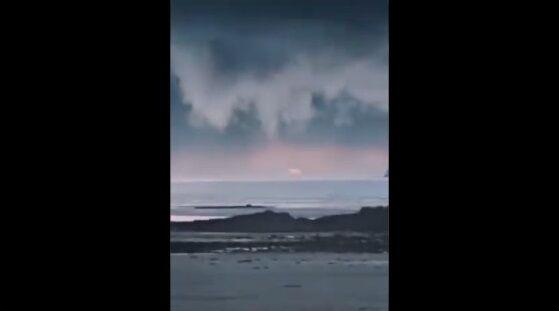 中国 異常気象 ダウンバーストに関連した画像-02