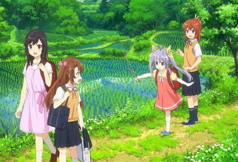 のんのんびより TVアニメ 2021年に関連した画像-01