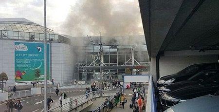 ベルギー テロ 爆発 空港 地下鉄 アラビア語に関連した画像-01