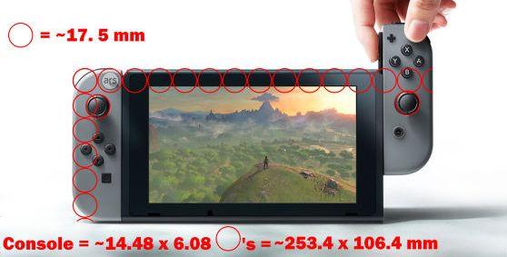 ニンテンドースイッチ サイズ 大きさに関連した画像-05