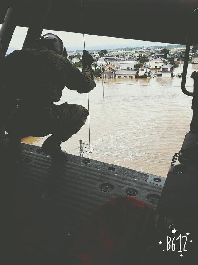 茨城県 大雨 救助 ツイッターに関連した画像-03