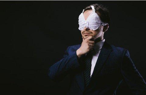 紳士用 ブラジャー アイマスク 爆誕 ヴィレッジヴァンガードに関連した画像-04