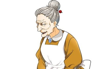 婆ちゃん ガールフレンド 枯に関連した画像-01