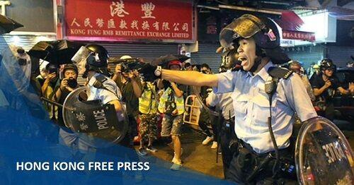 香港デモで警察署に監禁された16歳少女が警察官から集団性暴行され妊娠 中絶手術を受ける
