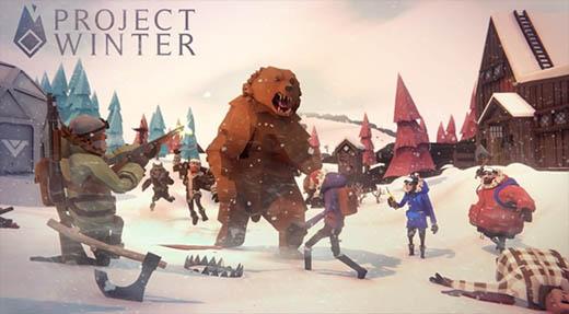 雪山人狼 ProjectWinter PS4 PS5 ニンテンドースイッチに関連した画像-01