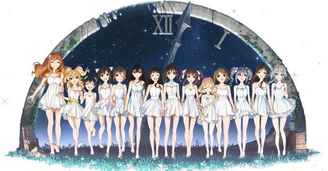 アイドルマスターシンデレラガールズ 24話 キービジュアルに関連した画像-03
