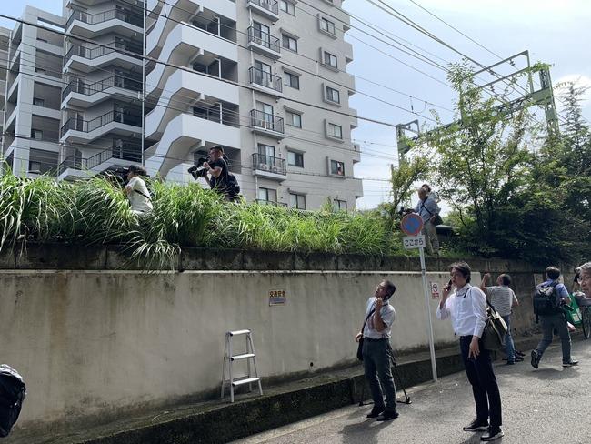 京急線 脱線 衝突 トラック 事故 マスコミ 線路 無許可 警察に関連した画像-05