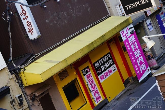 秋葉原 無料案内所 アキバ 風俗街に関連した画像-06