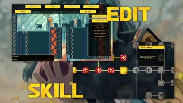 ポケモン 開発会社 ゲームフリーク ゲーフリ 新作 パズルアクションゲーム Steam アーリーアクセスに関連した画像-05