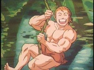ジャングルの王者ターちゃん 徳弘正也に関連した画像-01