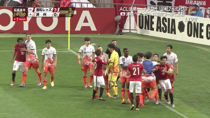 エルボー 韓国 サッカーに関連した画像-03