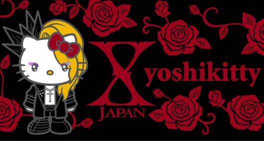 キティ YOSHIKIに関連した画像-01
