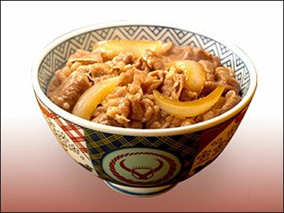 吉野家 牛丼 値上げに関連した画像-01