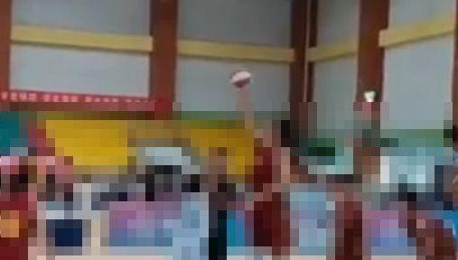 身長 226cm バスケ 少女 試合 出場 無双に関連した画像-01