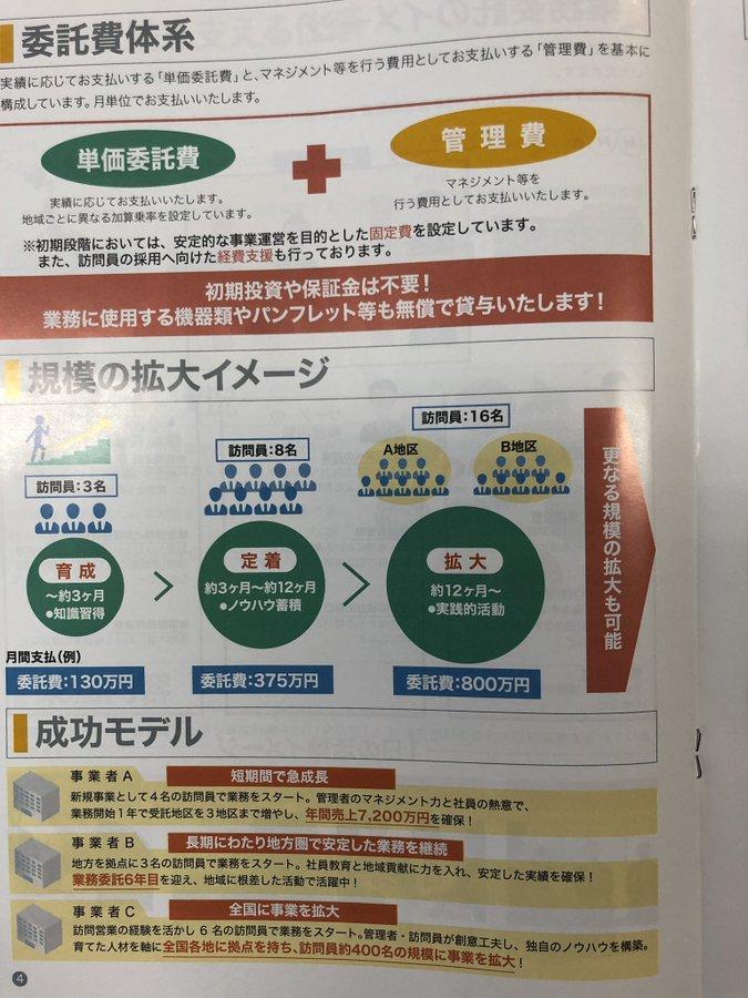 NHK 集金 受信料 脅迫状 に関連した画像-03