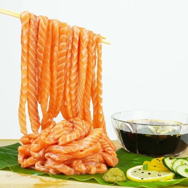 シンガポール サーモン つけ麺に関連した画像-02