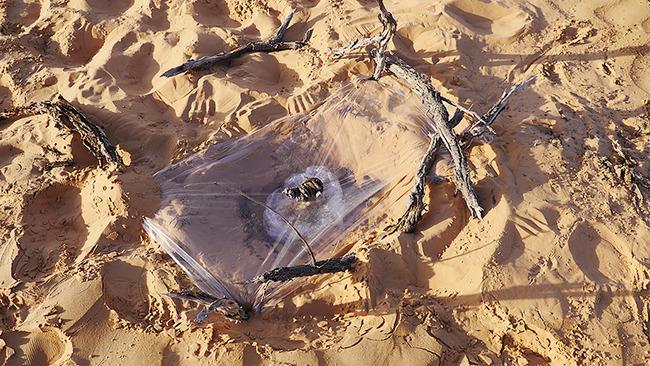 マスターキートン 砂漠 スーツ 検証 に関連した画像-07