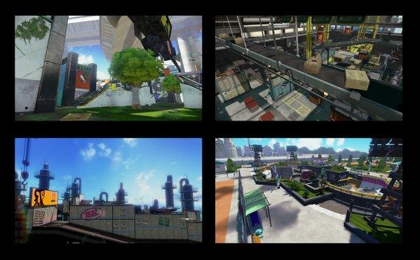 スプラトゥーン ステージ アップデート アンチョビットゲームズに関連した画像-08