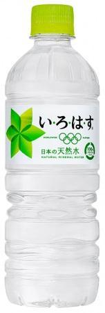 いろはす 天然水 ラベル エコロジー リサイクル 新発売に関連した画像-03