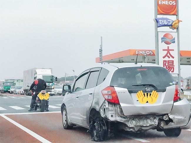 車 事故に関連した画像-02