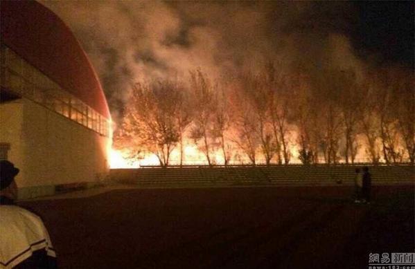 中国 火事 花火 告白に関連した画像-01