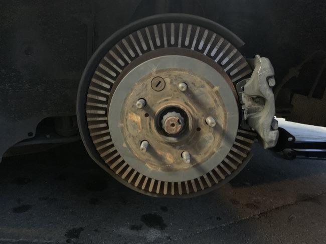 整備士 ブレーキ 自動車に関連した画像-02