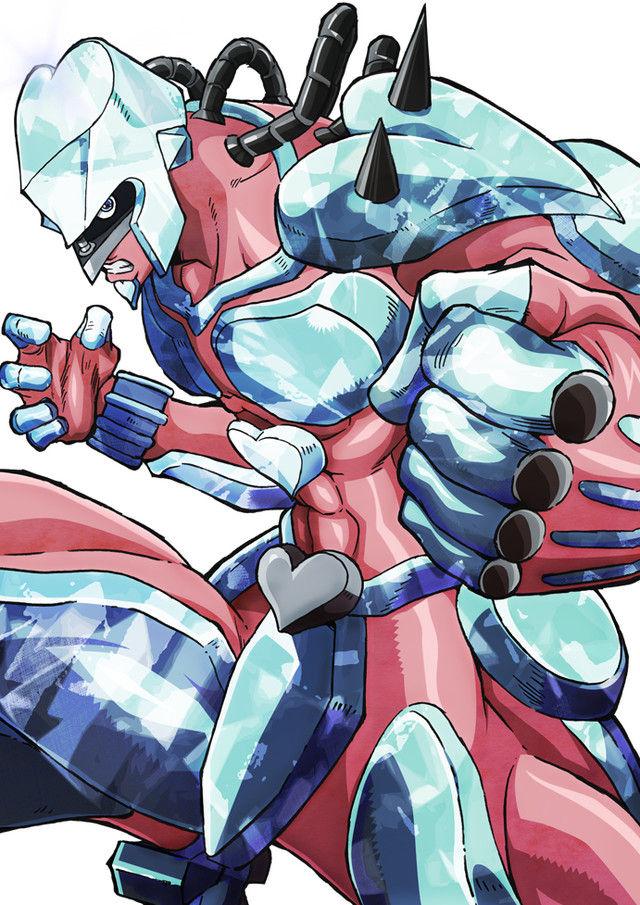 ジョジョの奇妙な冒険 ジョジョ ダイヤモンドは砕けない 4部 アニメに関連した画像-07