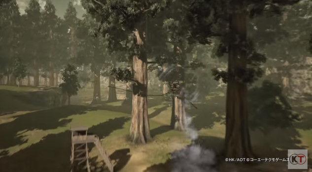 進撃の巨人 PS4 ゲーム PVに関連した画像-18