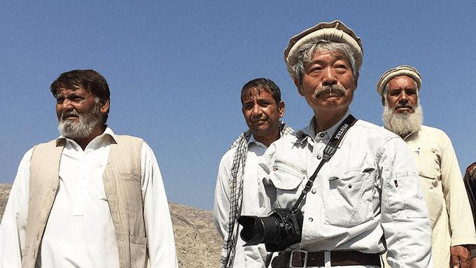 【訃報】アフガニスタン復興に多大な貢献をした中村哲医師が銃撃され死亡