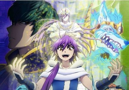 マギ シンドバッドの冒険 アニメ化 OVA 春アニメ 裏サンデー マンガワンに関連した画像-01