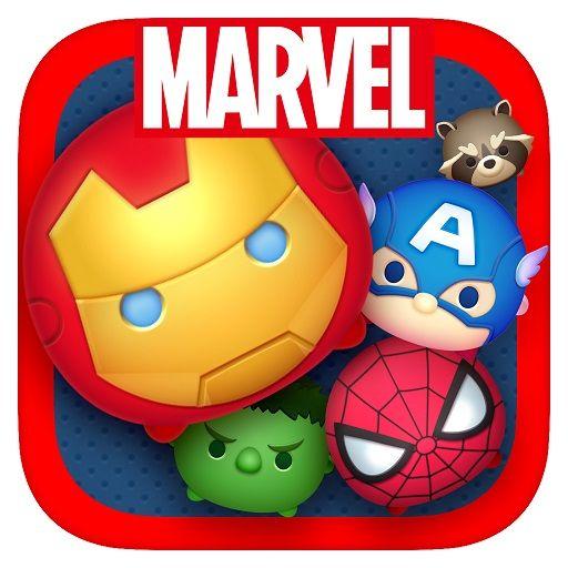 ミクシィ ミクシー マーベル ツムツム アプリ モンスト スパイダーマン アイアンマン ハルクに関連した画像-01