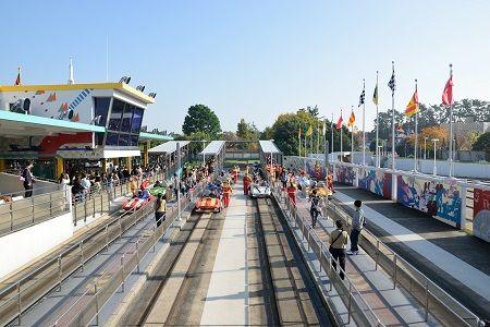 グランドサーキット・レースウェイ ディズニー ディズニーランド 終了に関連した画像-01