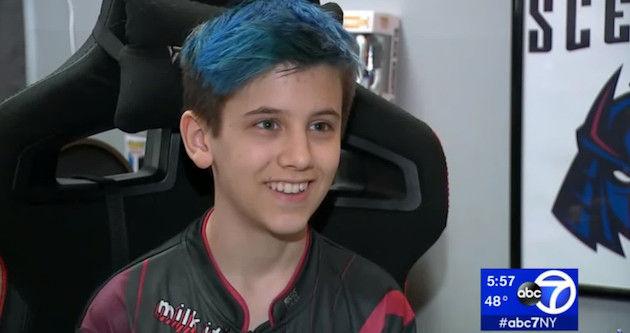 14歳 少年 フォートナイト ゲーム実況 2200万円に関連した画像-03