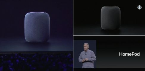 Apple homepod スピーカー サウンド アップルに関連した画像-01