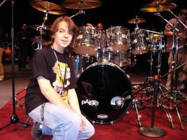 エロイ・カサグランデ セパルトゥラ ドラム ドラマー 少年 モダンドラマーフェスに関連した画像-02
