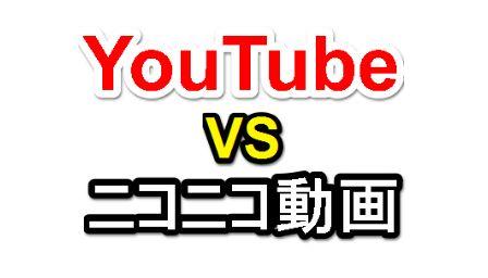 Youtube ニコニコ動画 Uptimeに関連した画像-01
