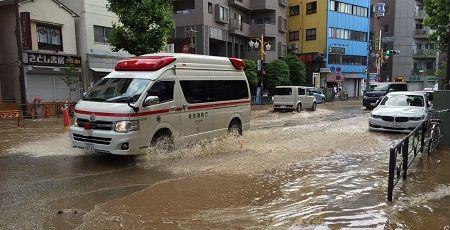 高田馬場 早稲田通り 水道管 浸水に関連した画像-01