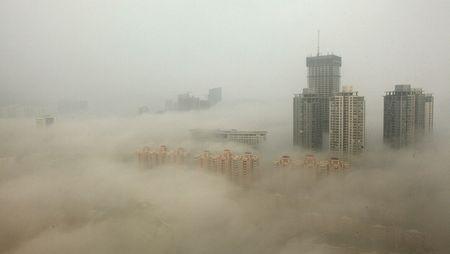 中国 大気汚染 遭難に関連した画像-01