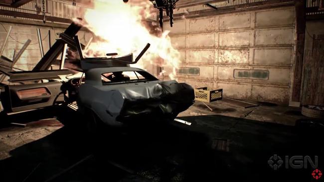 閲覧注意 バイオハザード バイオハザード7 プレイ映像 ヘッドショット 火ダルマ 不死身 おっさんに関連した画像-11