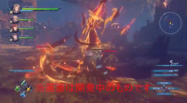 グランブルーファンタジー リンク PS4 Re:LINK アクションRPG プレイ動画に関連した画像-05