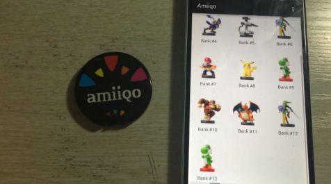 amiibo マジコン amiiqoに関連した画像-01