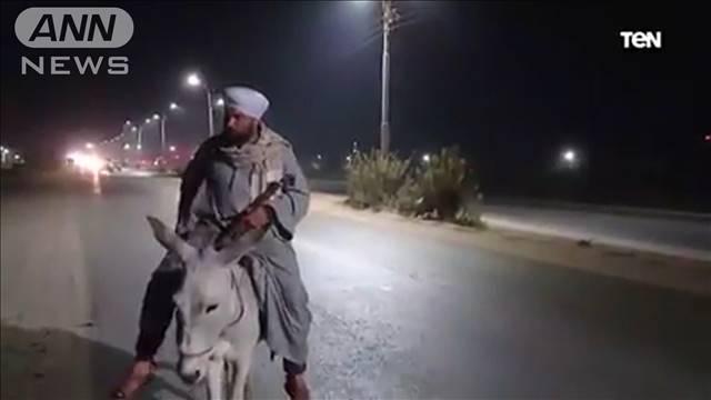 エジプト 男性 ロバ 900キロ 長旅 動物虐待 批判殺到 無免許 逮捕に関連した画像-01