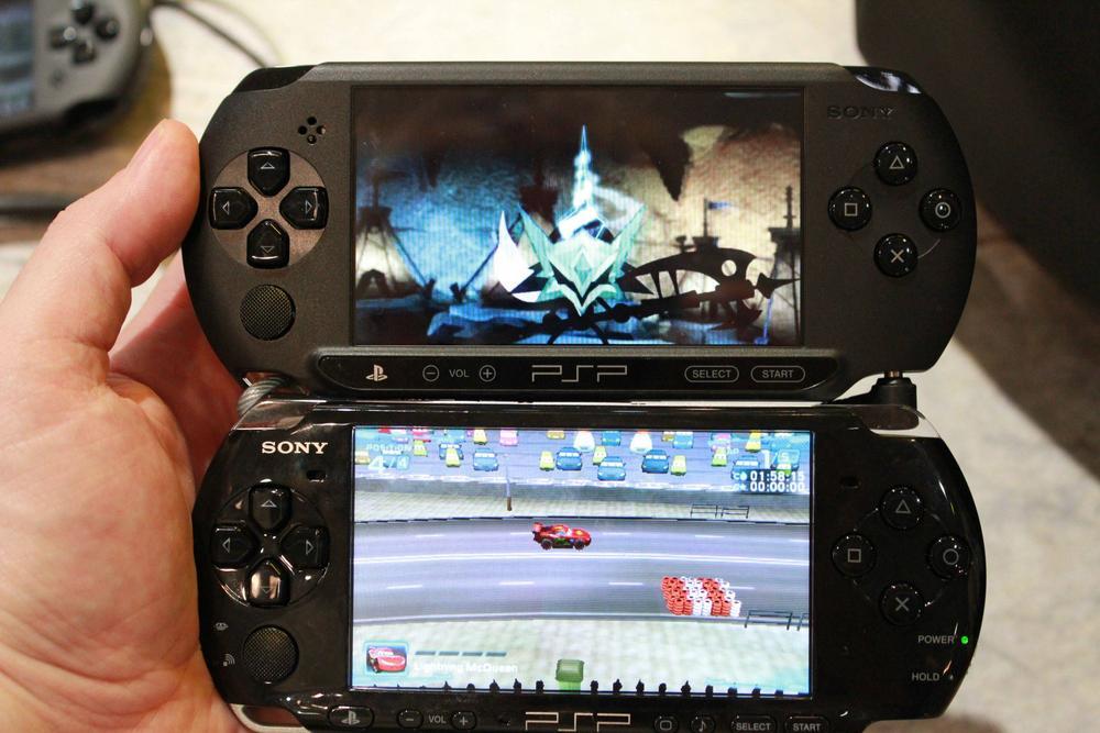 廉価版新型PSP!! : よっ☆安八屋!