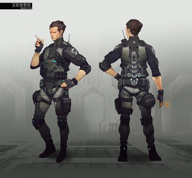 攻殻機動隊オンラインに関連した画像-06