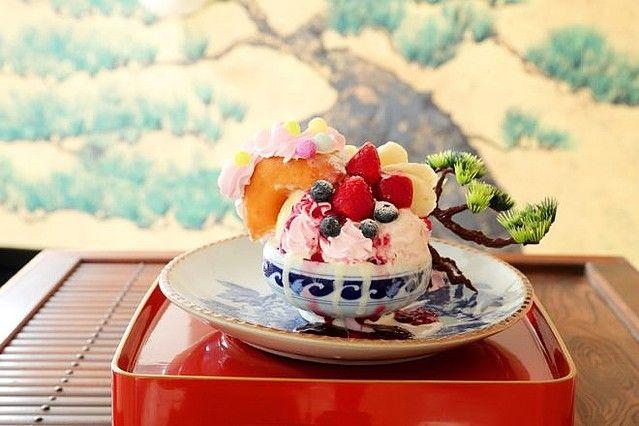 夏 原宿 かき氷 パフェ スイーツ かわいい 裏原 インスタ Harajuku フォトジェニックに関連した画像-03