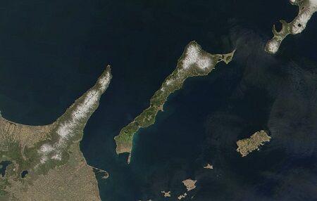 ロシア 北海道 国後島 亡命 謎 北方領土 に関連した画像-01